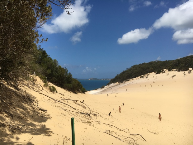 carlo sand blow great sandy straight