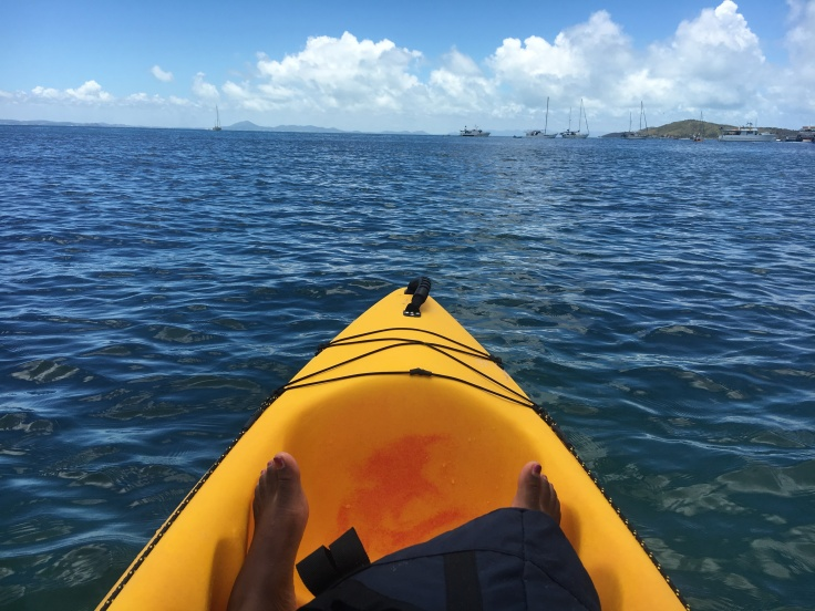 canoeing-great-keppel-island