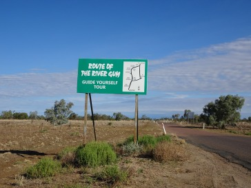 Route of the River Gum